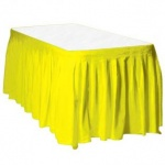sunflower-yellow-plastic-table-skirt 725185788